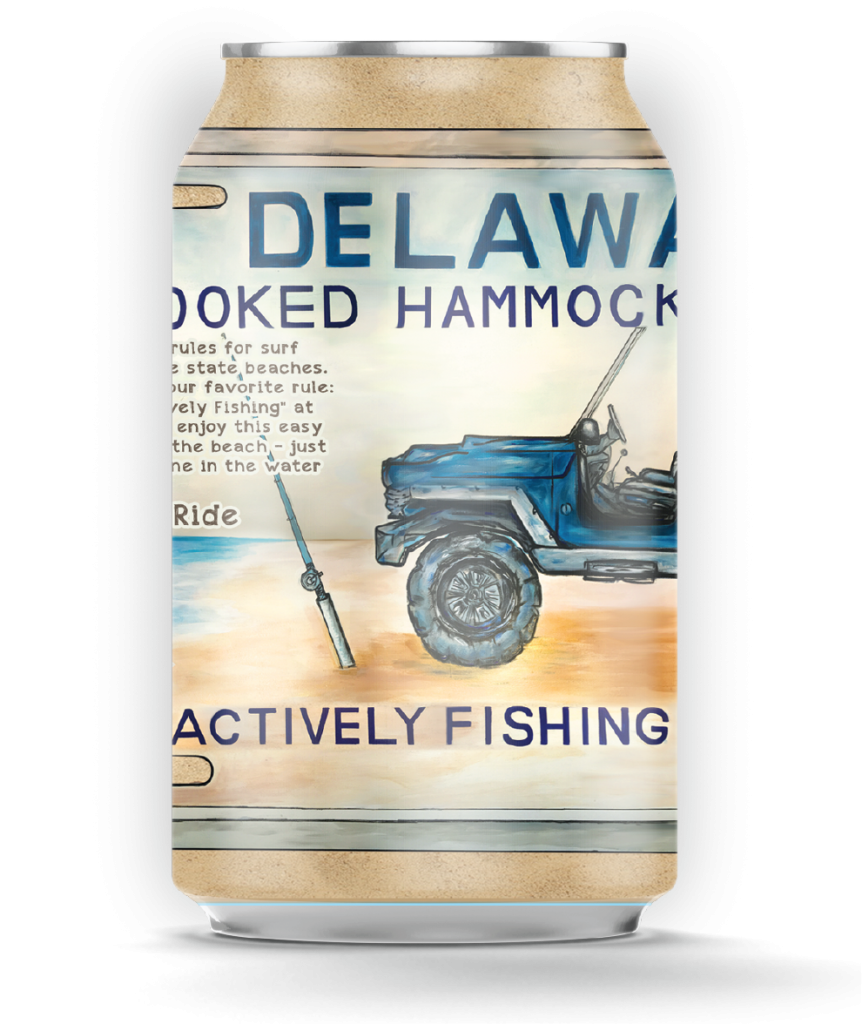 Actively Fishing *Delaware Only*