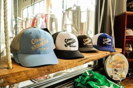 Crooked Hammock Brewery Hats