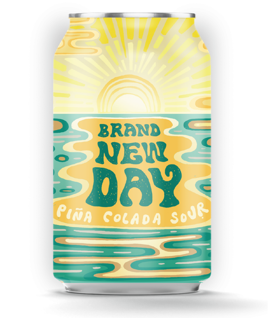 Brand New Day (Summer) Piña Colada (July 11th)