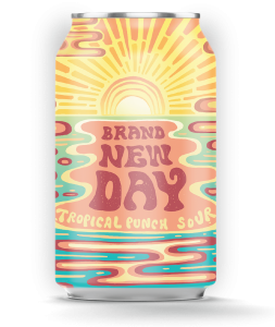 Brand New Day (Spring) Tropical Punch Sour