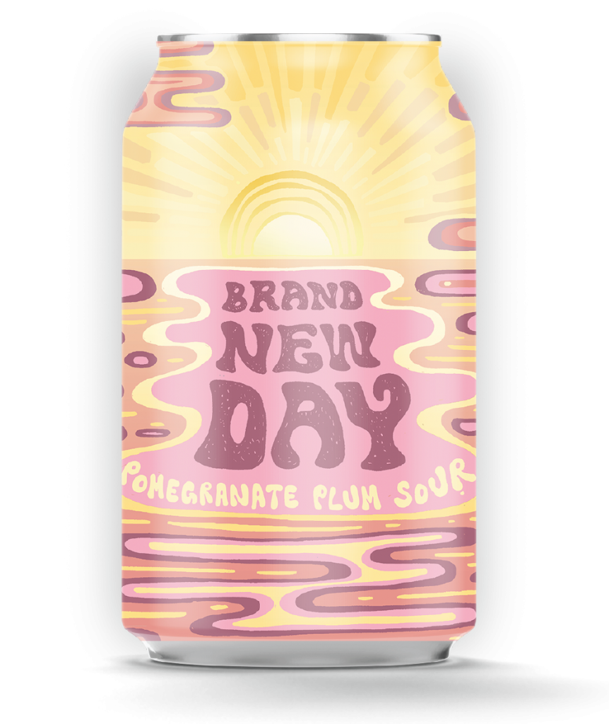 Brand New Day: Pomegranate Plum