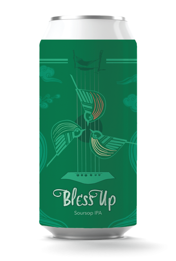 Bless Up – Soursop