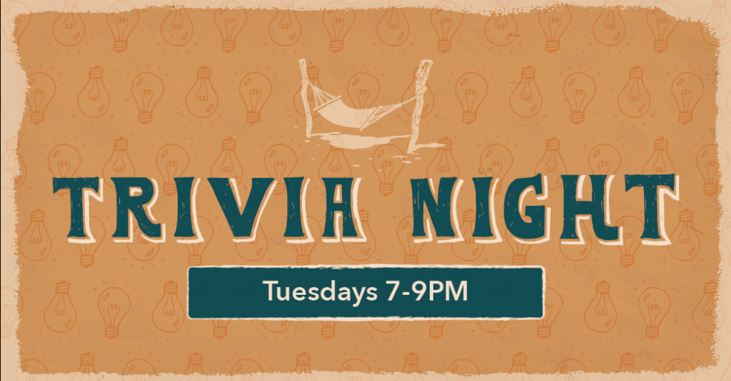 trivia night graphic