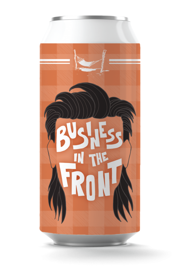 Business In The Front